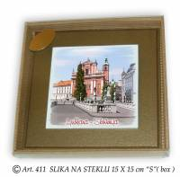 "ART. 411 SLIKA 15 X 15 ""S"" ( box )"